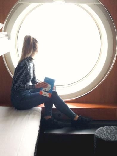 Cabin Met de ferry naar Londen Stena Line