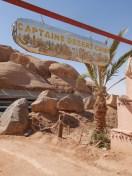 Captain desert camp wadi rum jordanie