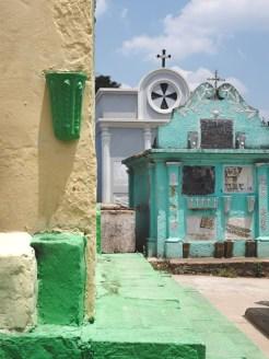 Cementerio De Chichicastenango guatemala-2