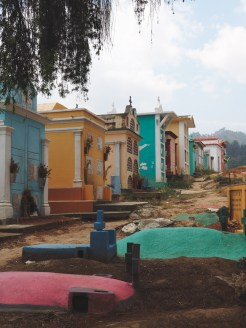 Cementerio De Chichicastenango guatemala-3