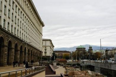 Citytrip Sofia Imposante gebouwen (Largo & kerk) + Vitosha mountains