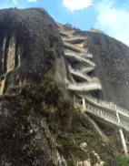 Colombia Guatape trap
