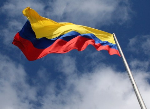 Colombia vlag