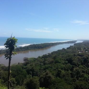 Costa Rica kust Tortuguero