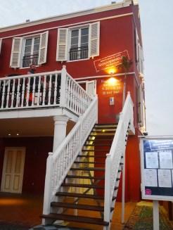 Curacao gouverneur restaurant