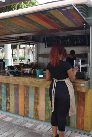 Curacao ontbijten bij De Dames 3