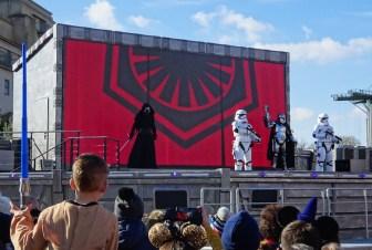 Dag Show met jonge Jedi