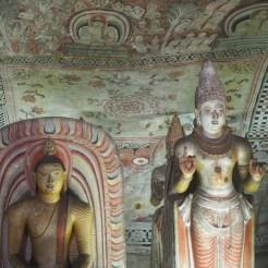 Dambulla cave tempels