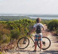 De Hoop mountainbiken