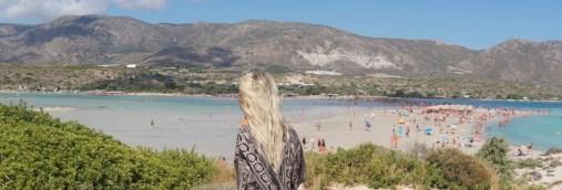 Elafonissi mooiste strand kreta