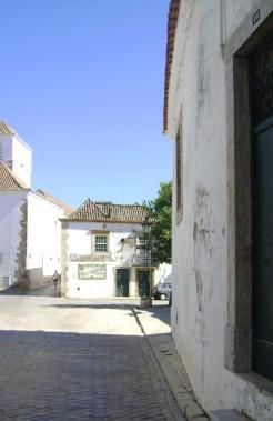 Faro Algarve straatjes
