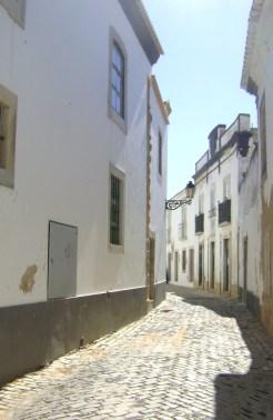 Faro straatjes algarve