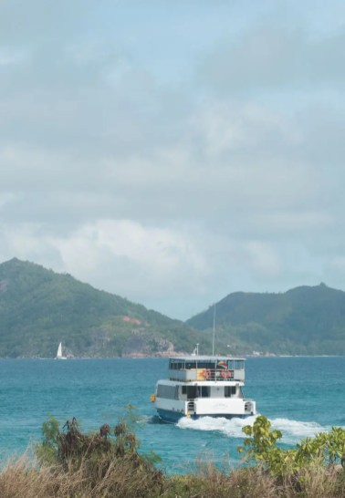 Ferry seychellen