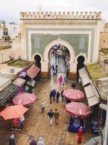Fez stedentrip in marokko-2