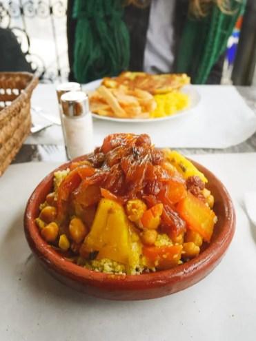 Fez stedentrip in marokko rooftop_
