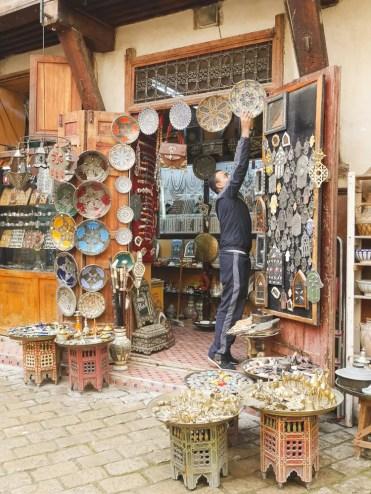Fez stedentrip in marokko