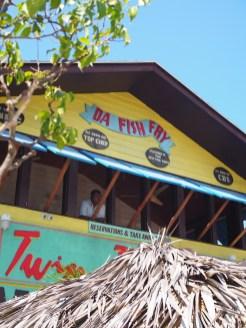 Fish Fry Arawak Cay Nassau