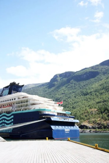 Flam cruise schip