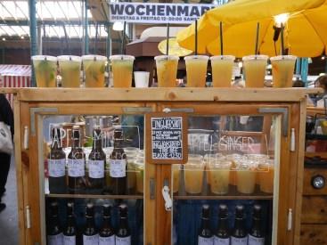 Foodtruck sapjes berlijn markthallen neun streetfood