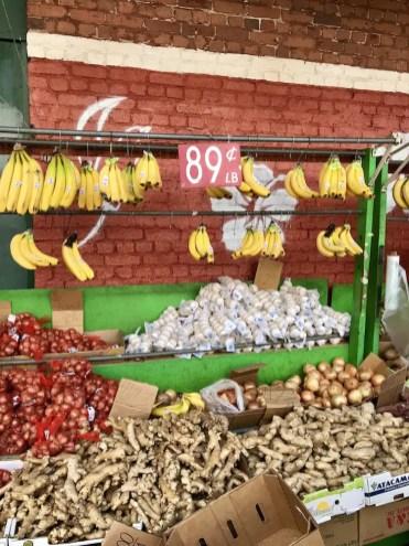 Fruit kraamp hawaii markt