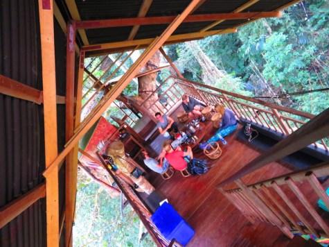 Gibbon Experience laos boomhut - Iris Timmermans