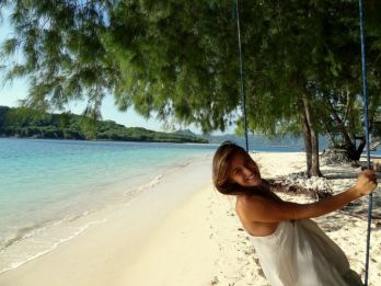 bali reisroute gili eilanden