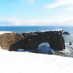 Golden-Circle-Ijsland-Dyrhólaey-Arch