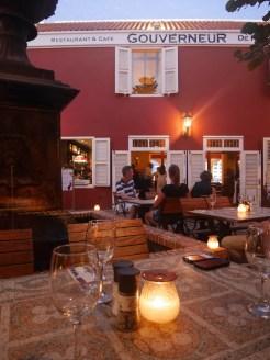 Gouverneur restaurant cafe
