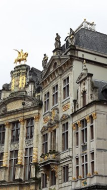 Grotemarkt in brussel