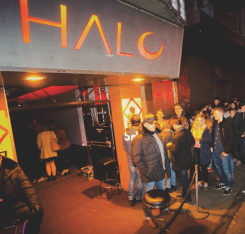 Halo club hamburg