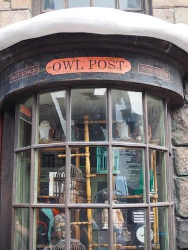 Uil Harry Potter World