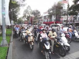 Hoogtepunten Ho Chi Minh stad saigon vietnam
