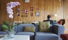 Hotel Minho restaurant lobby