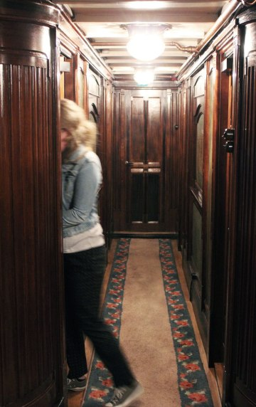 Hotelboot Zweden binnen