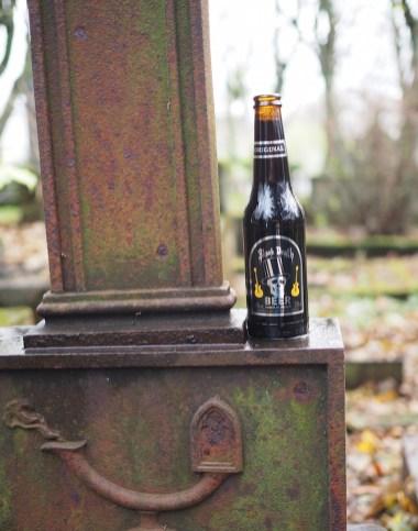 Black death beer reykjavik ijsland
