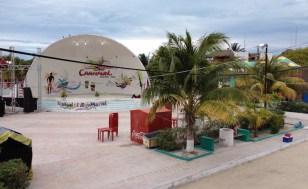 Isla holbox Plaza