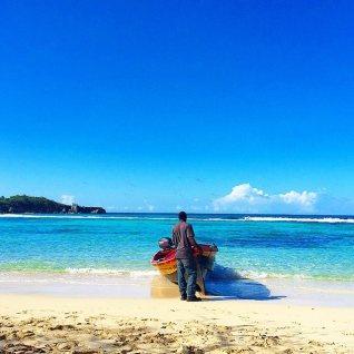 Jamaica winnifred beach