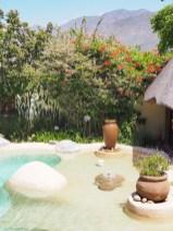 tuin John Montagu guesthouse zuid-afrika