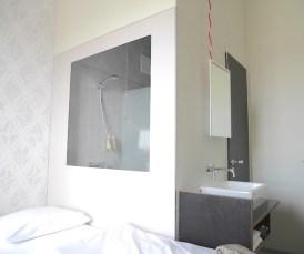 Kamer met douche michel berger hotel