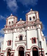 Kerk Guatape colombia