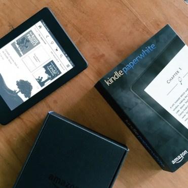 Kindle amazon paperwhite review