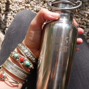 Klean kanteen waterfles