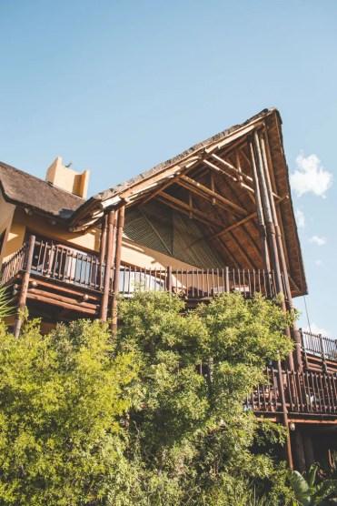 Kololo game reserve restaurant