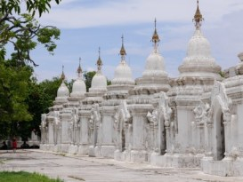 Kuthodaw tempel Mandalay