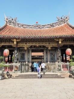 Long Shan Tempel taipei