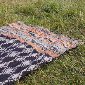 Lounge handdoek van Hipps print