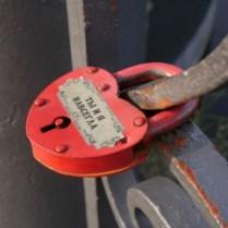 Love lock kopenhagen