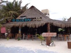 Mahahual Blue Kay Restaurant