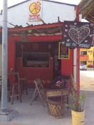 Mahahual empanada shop