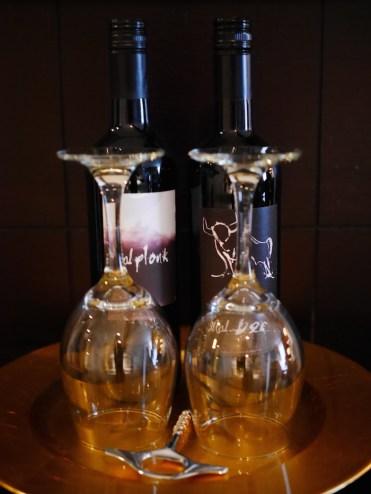 Malmaison wijn belfast